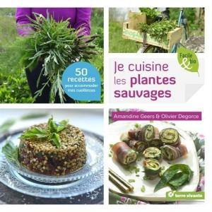 """Afficher """"Je cuisine les plantes sauvages"""""""