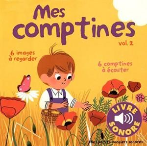"Afficher ""Mes comptines vol 2"""