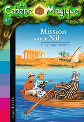 """Afficher """"La cabane magique n° 46 Mission sur le Nil"""""""