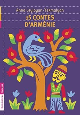 """Afficher """"15 contes d'Arménie"""""""