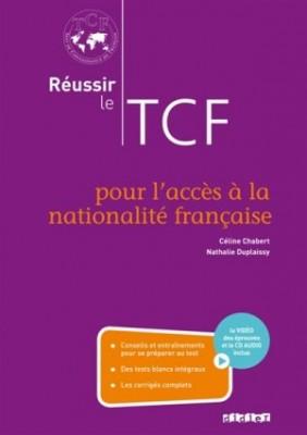 """Afficher """"Réussir le TCF pour l'accès à la nationalité française"""""""