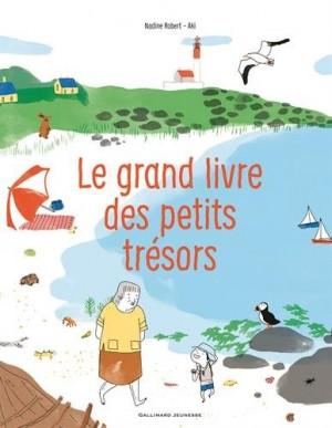 vignette de 'Le grand livre des petits trésors (Nadine Robert)'
