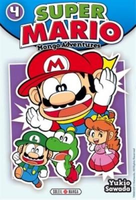 """Afficher """"Super Mario : manga adventures n° 4 Super Mario"""""""