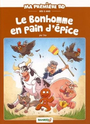 """Afficher """"Le bonhomme en pain d'épice"""""""