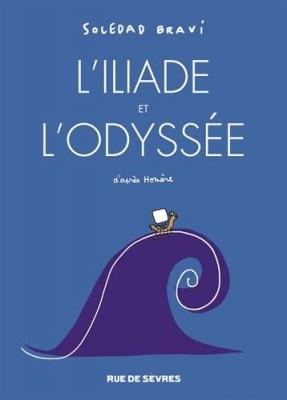vignette de 'L'Iliade et l'Odyssée (Soledad Bravi)'