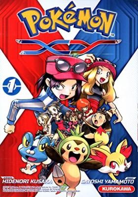 "Afficher ""Pokémon XY n° 1"""