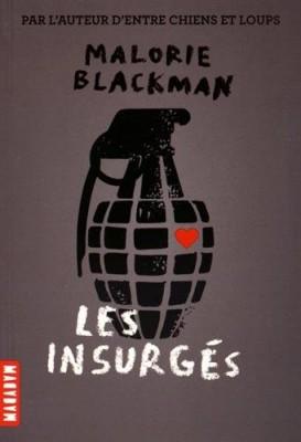 vignette de 'Les insurgés (Malorie Blackman)'