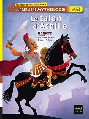 """Afficher """"Ma première mythologieLe talon d'Achille"""""""