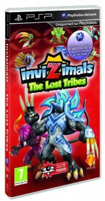 "Afficher ""Invizimals : The lost tribes"""