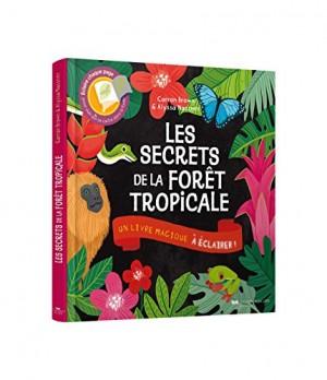 """Afficher """"Les Secrets de la forêt tropicale"""""""