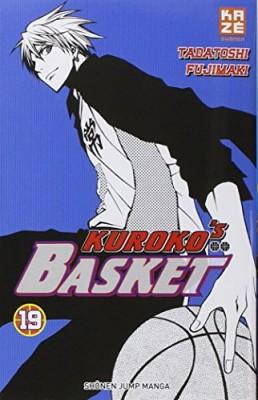 """Afficher """"Kuroko's basket n° 19La lumière de Seirin"""""""