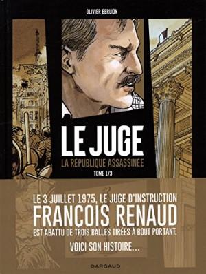 """Afficher """"Juge (Le) n° 1 République assassinée (La)"""""""