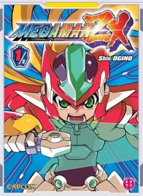 "Afficher ""Megaman ZX n° 1"""