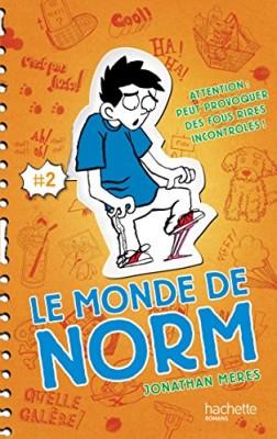 """Afficher """"Monde de Norm (Le) n° 2 Attention : peut provoquer des fous rires incontrôlés !"""""""
