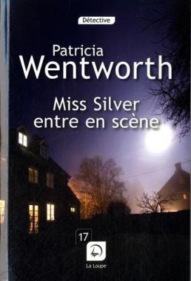 vignette de 'Miss Silver entre en scène (Patricia Wentworth)'