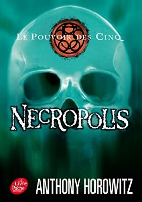 """Afficher """"Le pouvoir des Cinq n° 4 Necropolis"""""""