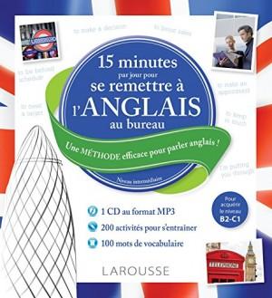 """Afficher """"15 minutes par jour pour se remettre à l'anglais au bureau"""""""