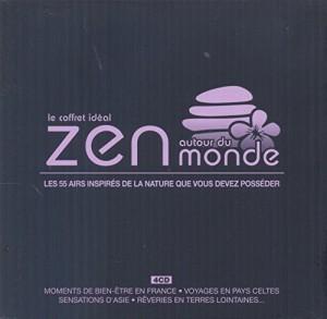 """Afficher """"Le Coffret idéal zen autour du monde"""""""