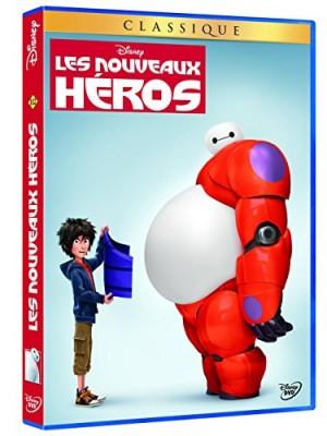 """Afficher """"Les Nouveaux héros DVD"""""""