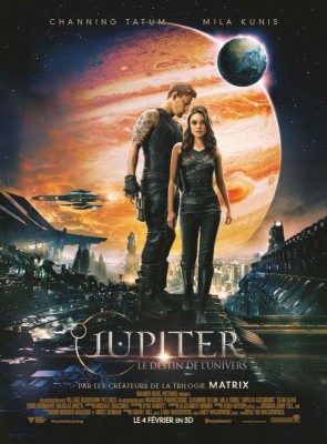 "Afficher ""Jupiter - Le Destin de l'Univers"""