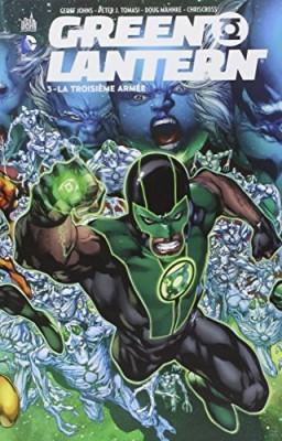"""Afficher """"Green Lantern n° 3 La troisième armée"""""""