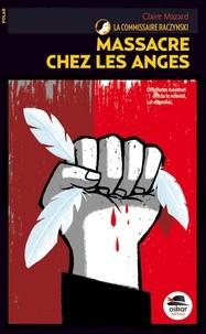 """Afficher """"La Commissaire Raczynski n° 6 Massacre chez les anges"""""""