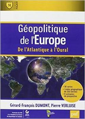 """Afficher """"Géopolitique de l'Europe"""""""