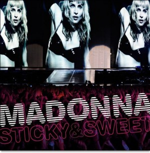 "Afficher ""Sticky and sweet tour"""