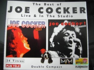 "Afficher ""The best of Joe Cocker"""