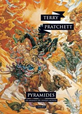 """Afficher """"Les annales du Disque-monde n° 7 Pyramides"""""""