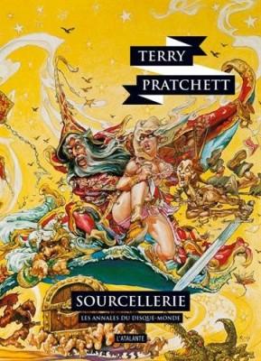 """Afficher """"Les annales du Disque-monde n° 5 Sourcellerie"""""""