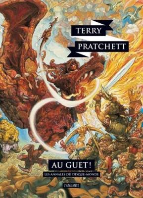 """Afficher """"Les annales du Disque-monde n° 8 Au guet !"""""""
