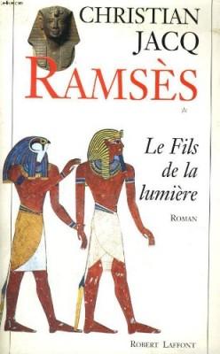"""Afficher """"Ramsès. n° 1 Le fils de la lumière"""""""