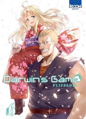 "Afficher ""Darwin's game n° 6"""