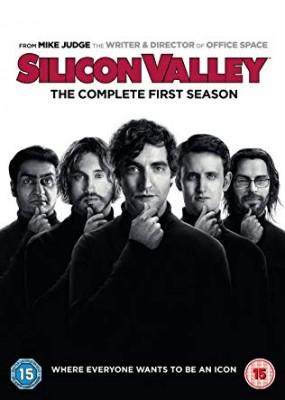 vignette de 'Silicon Valley saison 1 (Mike Judge)'