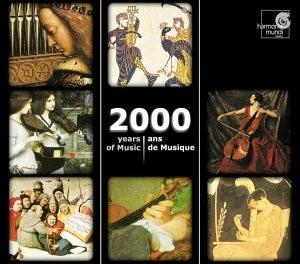 """Afficher """"2000 ans de musique vol. 3 : l'âge d'or du romantisme. Le post-romantisme et l'éveil des nations"""""""
