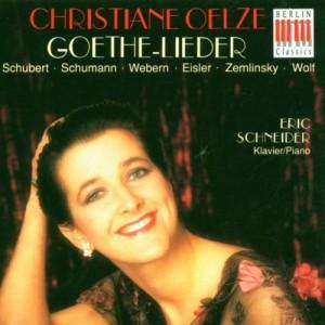"""Afficher """"Récital : Goethe Lieder. Un récital de Lieder de Goethe"""""""