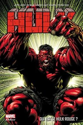"Afficher ""Hulk n° 1Qui est le Hulk rouge ?"""