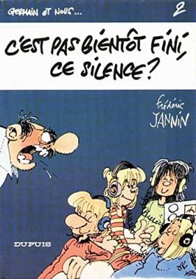 """Afficher """"Germain et nous n° 2 C'est pas bientôt fini, ce silence ?"""""""