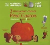 """Afficher """"3 nouveaux contes du Père Castor"""""""