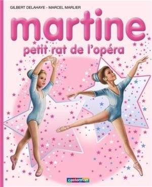 "Afficher ""Martine. n° 22 Martine petit rat de l'opéra"""