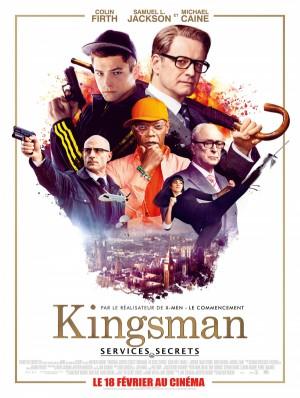 """Afficher """"Kingsman"""""""