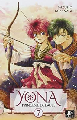 "Afficher ""Yona, princesse de l'aube n° 7"""
