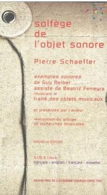 "Afficher ""Solfège de l'objet sonore"""