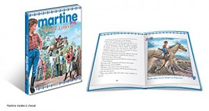 """Afficher """"Martine Martine monte à cheval"""""""