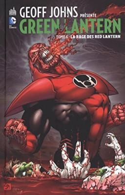 """Afficher """"Green Lantern n° 6 La rage des Red Lanterns"""""""