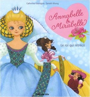 """Afficher """"Annabelle & Mirabelle n° 1 Le roi qui rétrécit"""""""