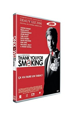 "Afficher ""Thank you for smoking"""