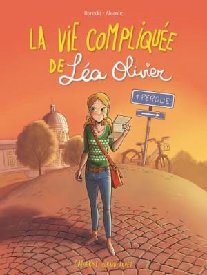 """Afficher """"La vie compliquée de Léa Olivier"""""""