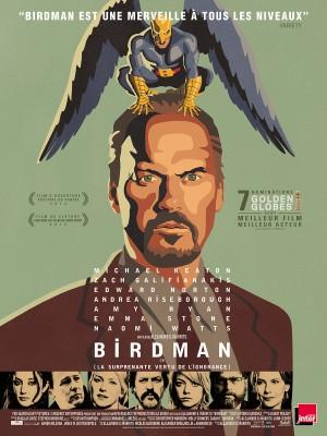 "Afficher ""Birdman (ou la surprenante vertu de l'ignorance)"""